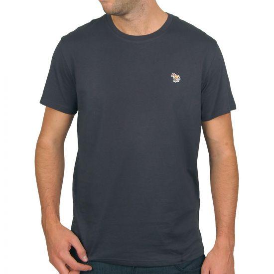 Paul Smith T-Shirt Navy Zebra