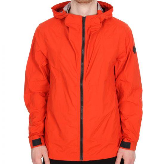 Paul Smith Jeans Waterproof Lightweight Jacket in Red