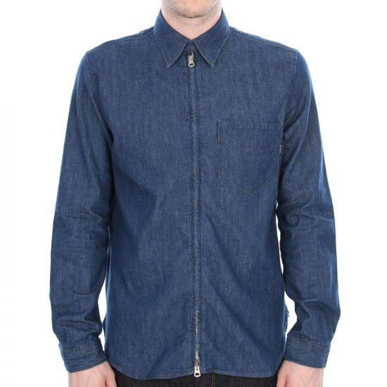 Paul Smith Jeans Overshirt in Denim