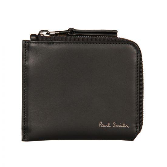 Paul Smith Accessories Petrol Interior Wallet - Black