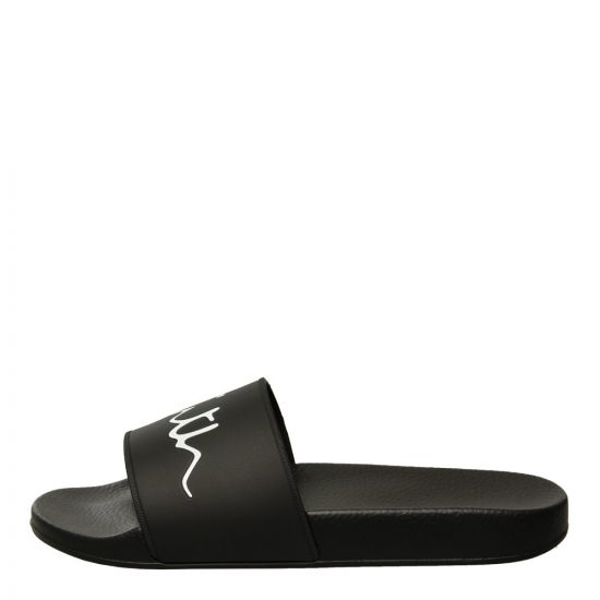 Ruben Slides - Black