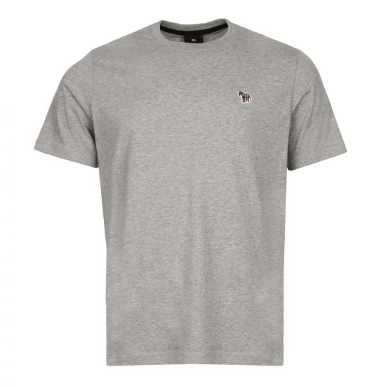 Zebra T-Shirt - Grey