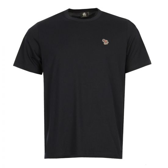 Paul Smith Logo T-Shirt PTPD 011R ZEBRA 49