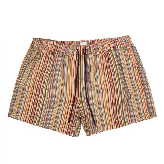 paul smith swim shorts MIA 239B A40002 92 multi stripe