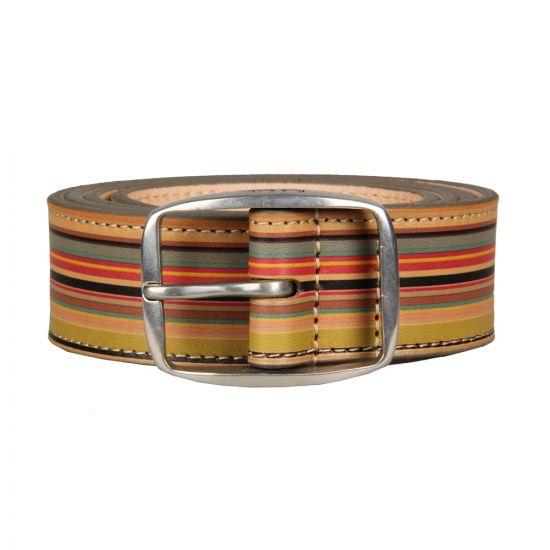 Paul Smith Accessories Stripe Belt