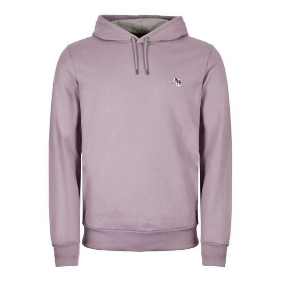 Hooded Sweat - Purple