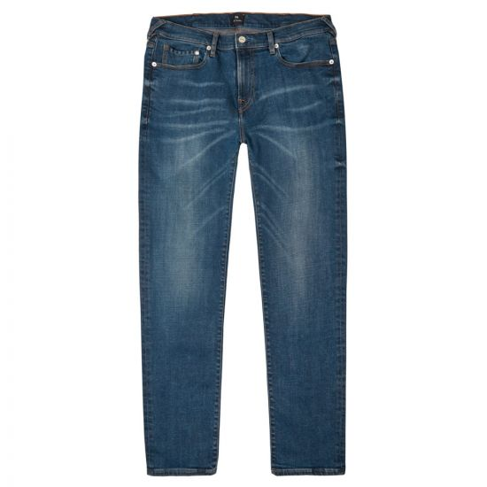 Paul Smith Jeans Slim Fit   M2R 200ZW B20222 ANT Antique / Blue