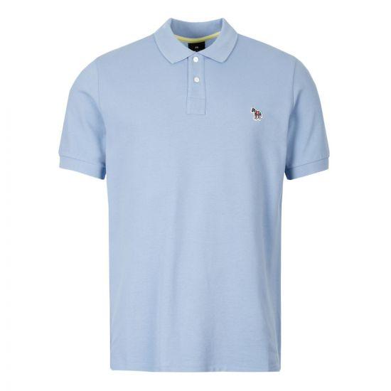 Paul Smith Polo Shirt M2R 183KZ C20067 44 Blue