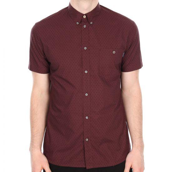 Paul Smith Jeans Paisley Print Shirt