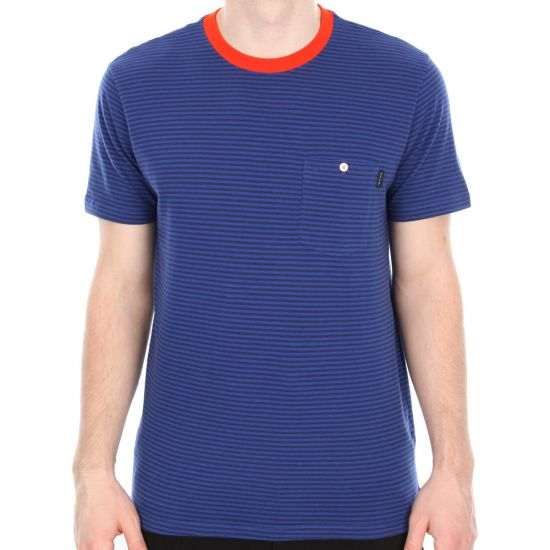 Paul Smith Navy Striped T-Shirt