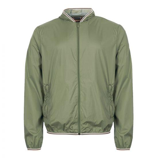 Pyrenex Jacket Hendrick  | HML001 3070 Green