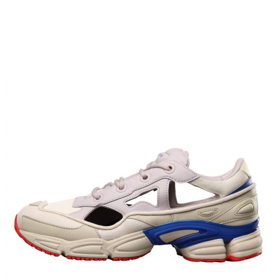 adidas x Raf Simons Replicant Ozweego 'USA Edition' Sneakers F34237 White/Red/Blue