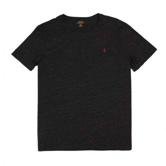 Ralph Lauren Logo T-Shirt - Charcoal
