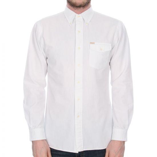 Ralph Lauren Chambray Shirt - White