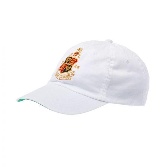 Ralph Lauren Cap | 710742320 002 White