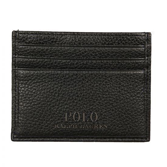 Card Case Wallet – Black
