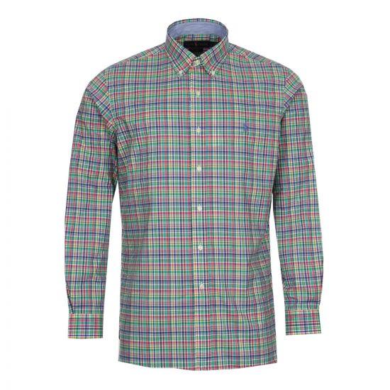 Ralph Lauren Shirt Green 710690629 011