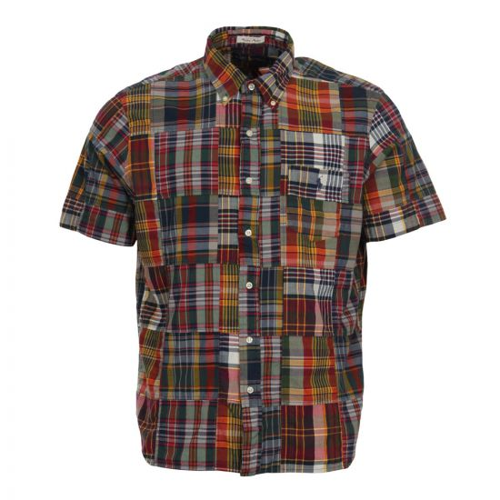 Polo Ralph Lauren Check Shirt 710702555 007 In Multi-Colour