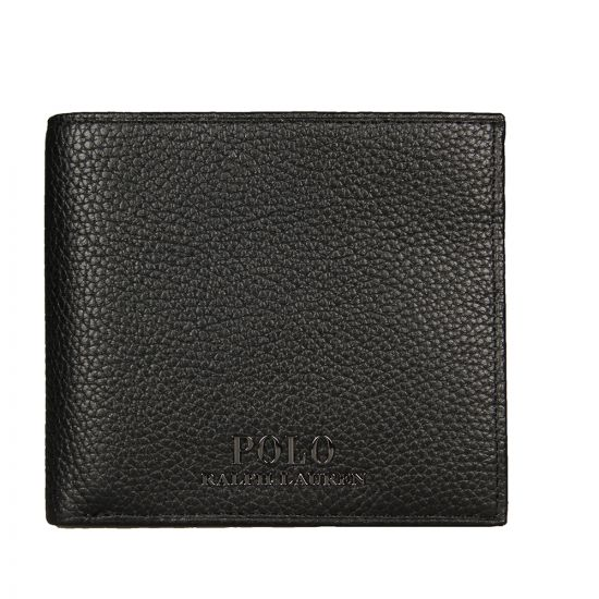 Coin Wallet - Black