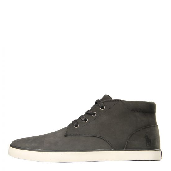 Odie Trainers - Black Nubuck