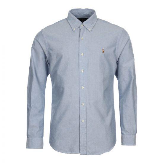 Ralph Lauren Oxford Shirt A04WSL3PC Blue