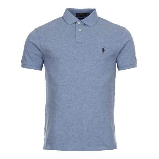 Ralph Lauren Polo Shirt in Jamaica Blue 710548797 013