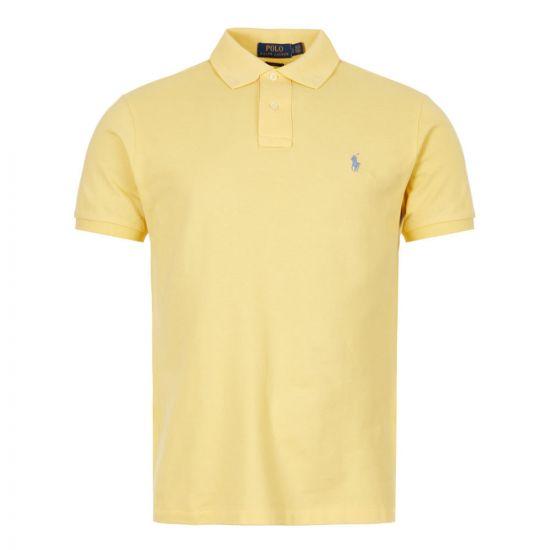 Ralph Lauren Polo Shirt 710536856 199 Yellow