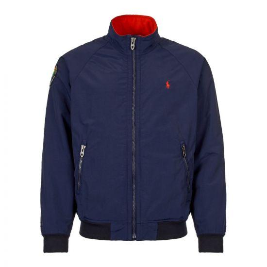 Ralph Lauren Jacket 710730670 002 Navy