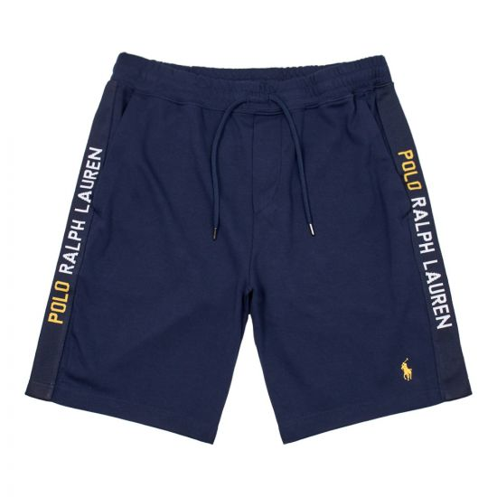 Ralph Lauren Sweat Shorts | 710750707 001 Navy