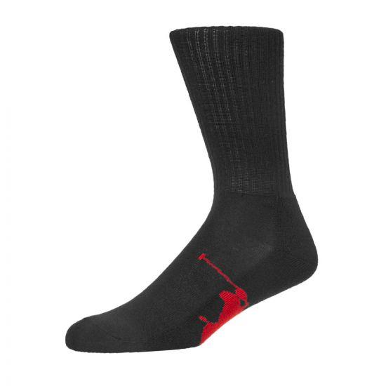 Ralph Lauren Socks   449723752 006 Black