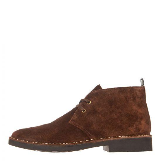 ralph lauren talan chukka boots 803759747 004 brown