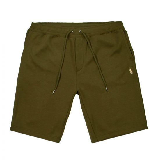 ralph lauren sweat shorts 710691243 007 olive