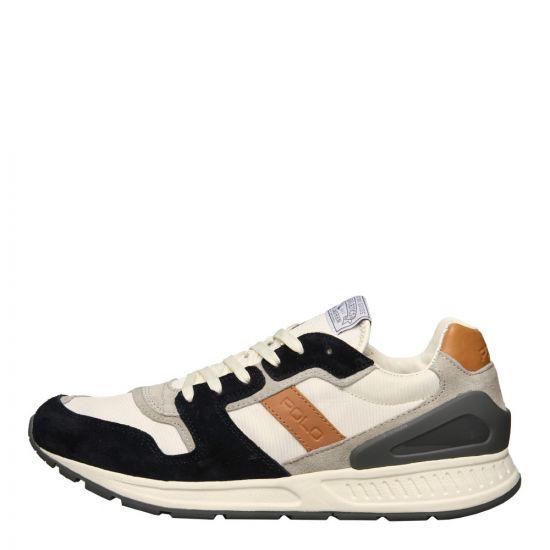 Ralph Lauren Train100 Sneakers 8097 10298 001 Navy