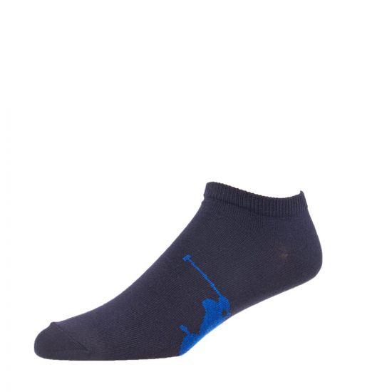 Socks - Navy