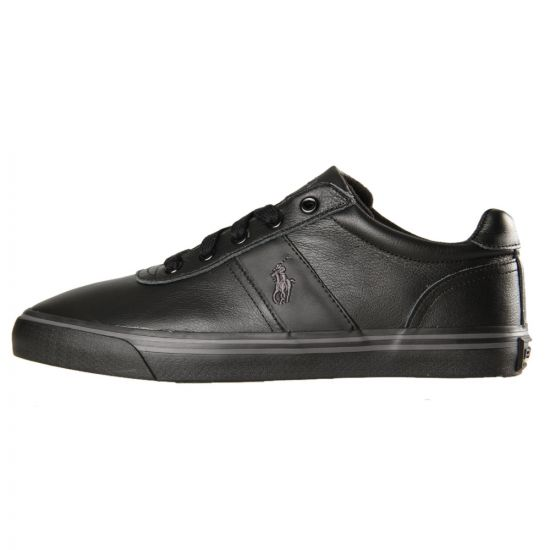 Ralph Lauren Hanford Trainers Black A85Y0015