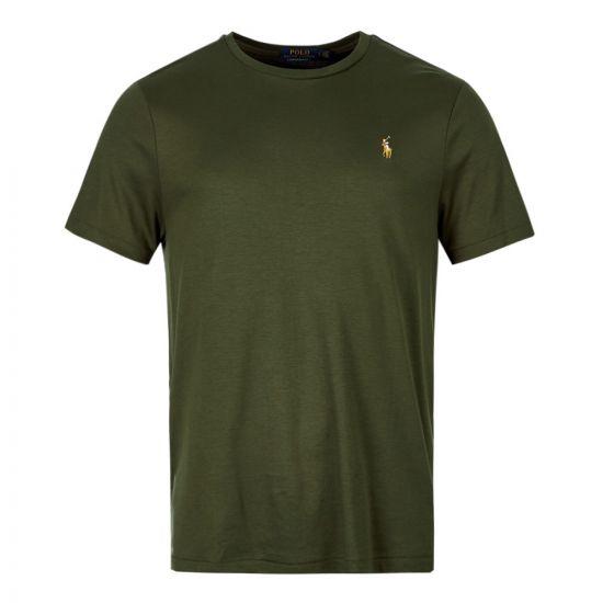 Ralph Lauren T-Shirt   710740727 021 Green
