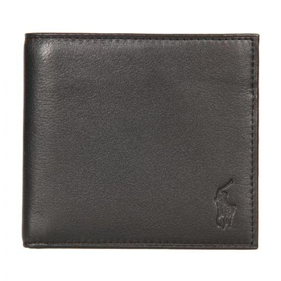 Ralph Lauren Black Wallet