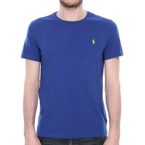 Ralph Lauren Logo T-Shirt in Blue