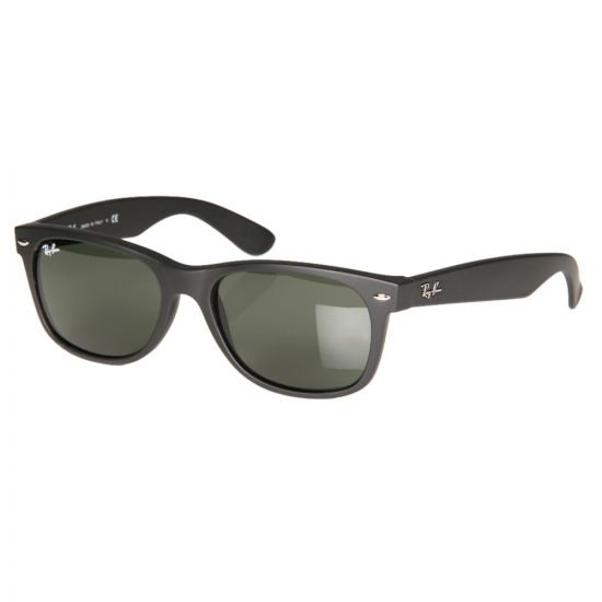 Ray Ban Sunglasses - Black Wayfarer