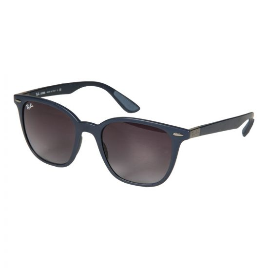Ray Ban Sunglasses Liteforce | RB4297 63318G51 Dark Blue / Grey