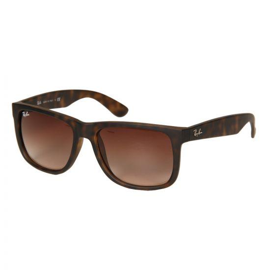 Ray Ban Justin Sunglasses | ORB4165 Tortoise