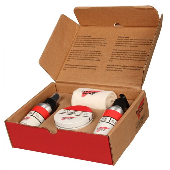Red Wing Oil Tanned Leeather Gift Pack 97096