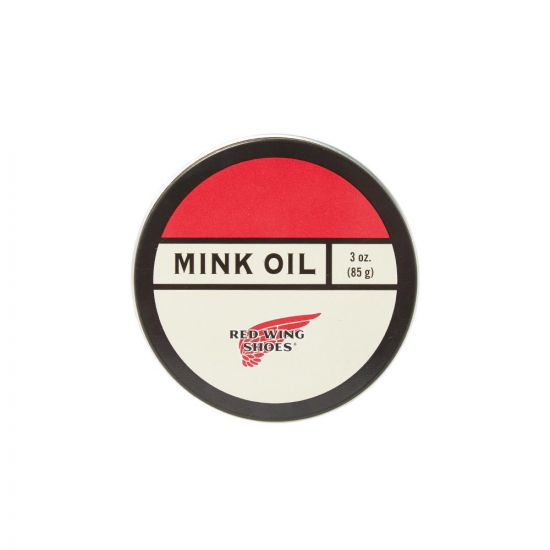Red Wing Mink Oil in 3oz 97105