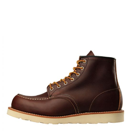 Red Wing Moc Toe Boots Briar Oil Stick 8138 6""