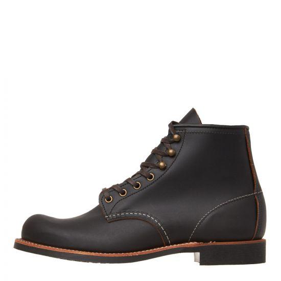 Red Wing Blacksmith Boots 03345 Black Prairie