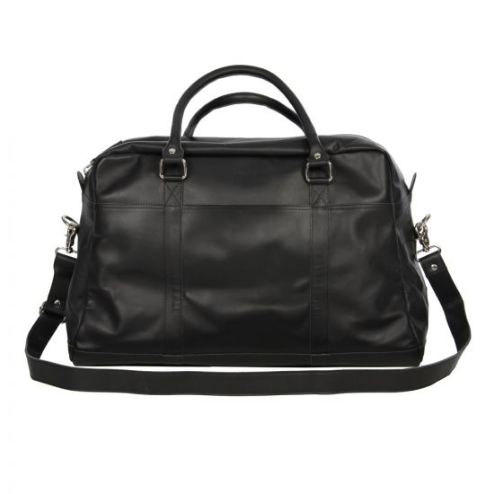 Sandqvist Black John Messenger Bag