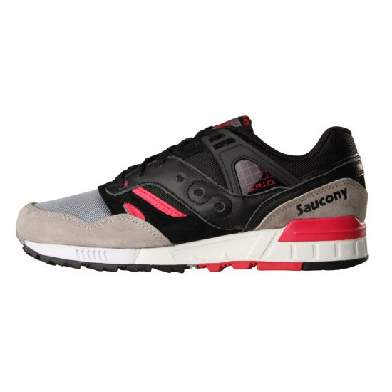 Saucony Grid Trainers SD Games - Black / Grey