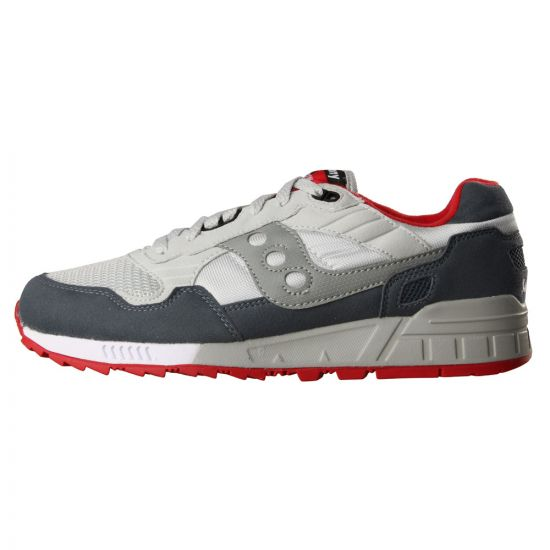 Shadow 5000 Trainers - Grey / Red