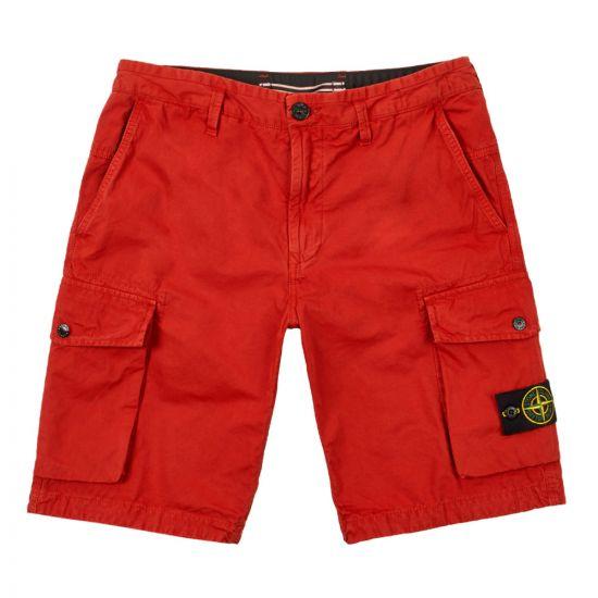 Stone Island Shorts 7015L07WA V0115 Rust