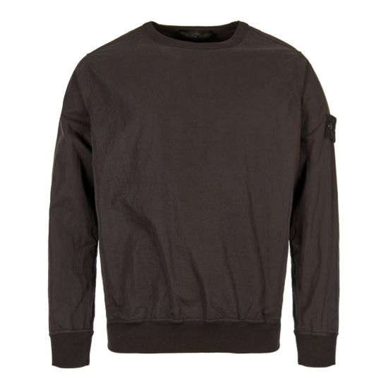 Stone Island Sweatshirt Ghost Piece 7015659F2 V0029 Black